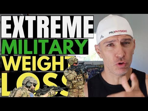 Extreme Weight Loss For Military