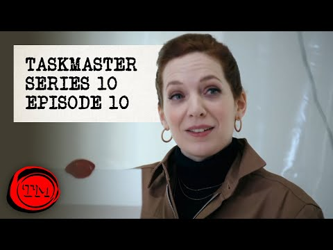 "Taskmaster - Series 10, Episode 10 | Full Episode | ""Dog Meat Trifle"""