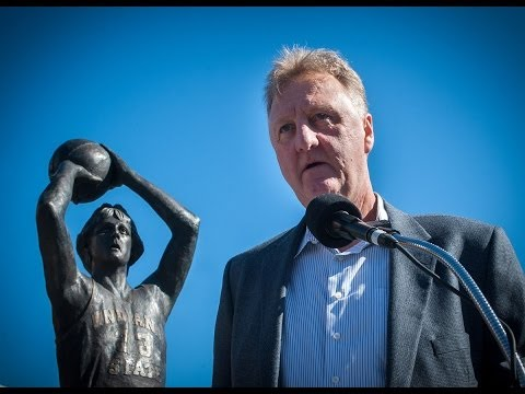 Honoring Larry Bird