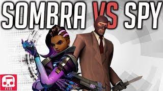 Video SOMBRA VS SPY RAP BATTLE by JT Music (Overwatch vs TF2) MP3, 3GP, MP4, WEBM, AVI, FLV Januari 2019