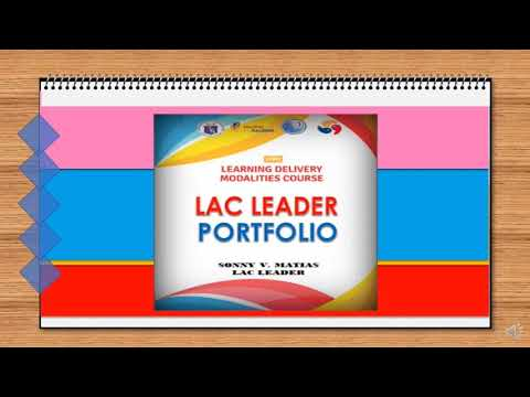 LDM2 Portfolio for LAC Leaders