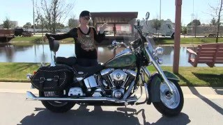 6. 2004 Harley davidson heritage softail for sale in florida - Willie G