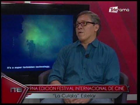 9na edición festival Internacional de Cine La Culata Estelar