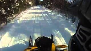 8. 2008 Ski Doo TNT 500ss in NH.