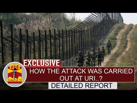 Exclusive--How-the-attack-was-carried-out-at-Uri--Detailed-Report-Thanthi-TV