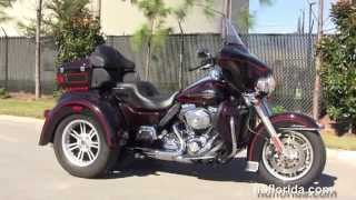 10. Used 2011 Harley Davidson Tri Glide Trike for sale
