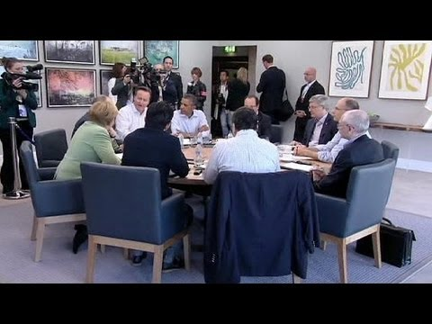 tax - The G8 summit in Northern Ireland saw the world's richest economies promise to be tougher on... euronews, the most watched news channel in Europe Subscribe f...