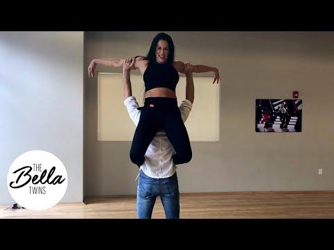 Nikki Bella channels her inner