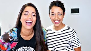 GUESS THAT YOUTUBER CHALLENGE + GAGGING with Lilly Singh