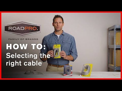 CB Radio How To #4 - How to Select the Right CB Radio Cable