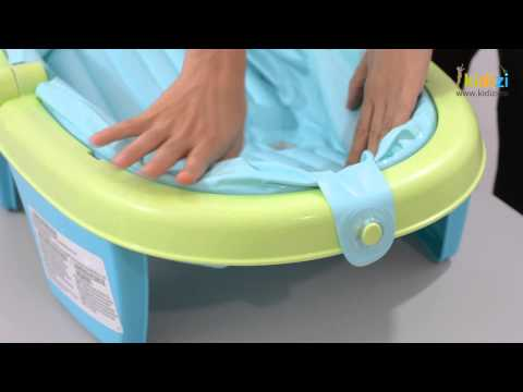 Prezentare video Summer cadita Newborn to Toddler