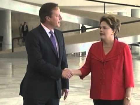 Dilma é classificada como 2ª mulher mais poderosa