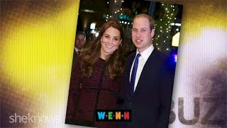Prince William&Kate Middleton Kick Off Tour Of New York City&D.C. - The Buzz