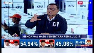 Video PANAS! TKN Jokowi-Ma'ruf Amin Tuding Kubu 02 Berbohong soal Klaim Kemenangan - iNews Sore 22/04 MP3, 3GP, MP4, WEBM, AVI, FLV April 2019