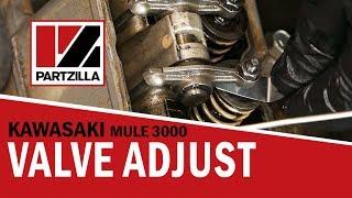 2. Kawasaki Mule 3000 Valve Adjustment | Kawasaki Mule 3000 | Partzilla.com