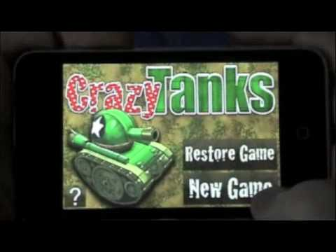 Video of Crazy Tanks