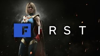 Il gameplay di Supergirl