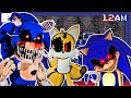 Download Lagu FNAF NIGHTMARE SONIC.EXE! | FIVE NIGHTS AT SONIC'S: MANIAC MANIA! Mp3 Free