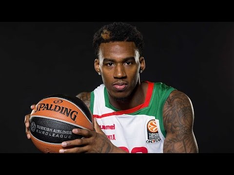 Video Replay: Darius Adams, Laboral Kutxa Vitoria
