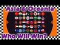 Asia & Oceania Race 4 of 5 Algodoo