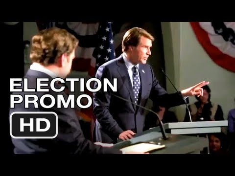 The Campaign (2012) Election Promos - Will Ferrell, Zach Galifianakis Movie HD