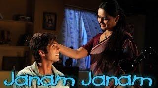 Janam Janam- Bollywood Sing Along - Phata Poster Nikhla Hero | Shahid, Padmini, Atif, Pritam Video