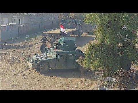 Επανέναρξη των επιχειρήσεων κατά του ΙΚΙΛ στην Μοσούλη