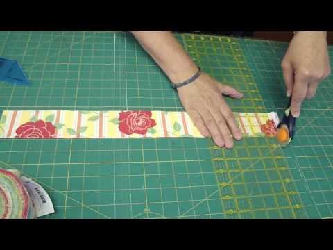 patchwork - motivo a spina di pesce