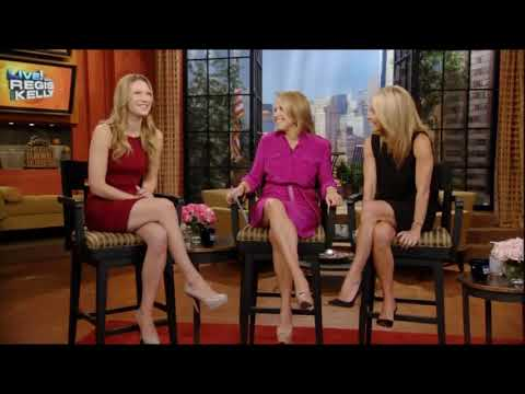 Anna Torv on Regis and Kelly