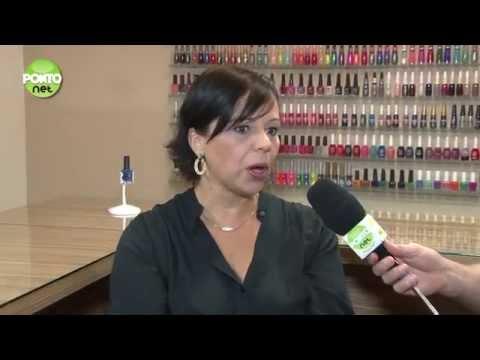 A empresária Luciane Maciel fala sobre a Esmalteria Nail Bar com Ricardo Orlandini