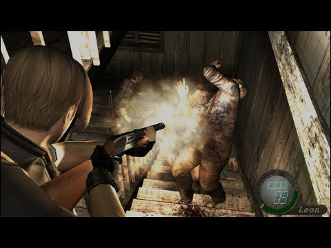 resident evil 4 hd pc config