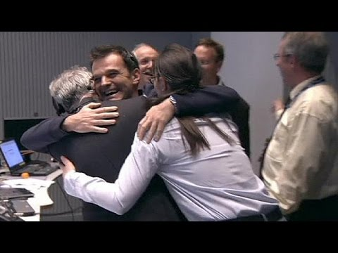ESA: «Αφυπνίστηκε» το Φίλαι