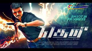 "Vijay 59 Title Is ""Theri"" Announced Officially! Kollywood News 25/11/2015 Tamil Cinema Online"