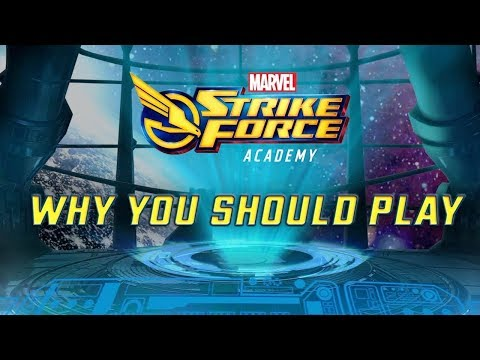 Why Should You Play Marvel Strike Force?