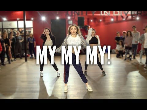Video TROYE SIVAN - My My My! | Kyle Hanagami Choreography download in MP3, 3GP, MP4, WEBM, AVI, FLV January 2017