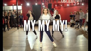 Video TROYE SIVAN - My My My! | Kyle Hanagami Choreography MP3, 3GP, MP4, WEBM, AVI, FLV Juli 2018