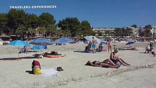 Port d'Alcudia Spain  city photo : Alcudia Beach Mallorca Spain - Majorca Port d'Alcúdia 2016