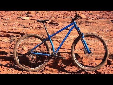 Niner Ros 9: 2014 Bible of Bike – Mountain Bike Tests