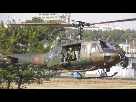20190113 Helicopter Military Exercises...