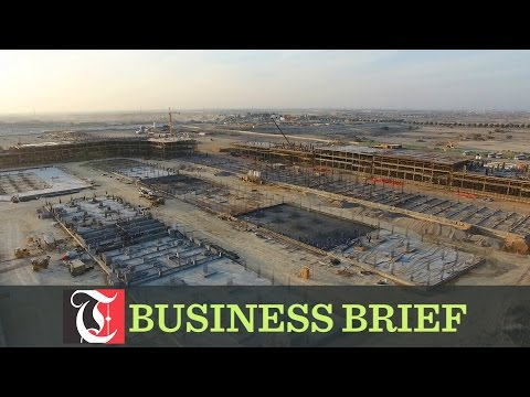First light industries park in Oman makes progress in construction