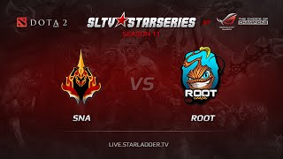 SNA vs ROOT, game 1