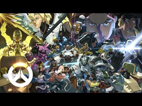 Годовщина Overwatch | 1-й год (субтитры) (видео)