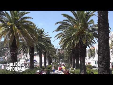 Holiday Reporter auf Städtetour nach Split ( mit anschl. Fotoshow ;-) )