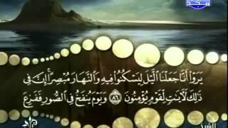 المصحف المرتل 20 للشيخ محمد صديق المنشاوي رحمه الله HD