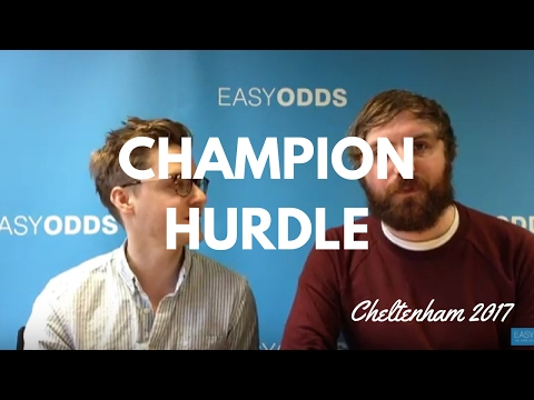 Champion Hurdle 2017 Tips