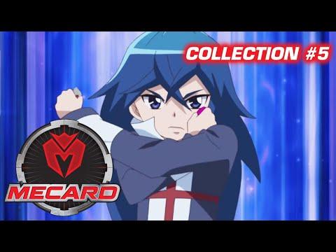 Mecard Full Episodes 33-40 | Mecard | Mattel Action!