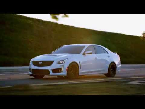 Cadillac Commercial for Cadillac CTS-V (2017) (Television Commercial)