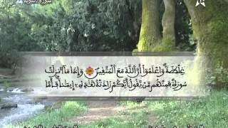 Recitation of the Sheikh Rachid belasheyyah تلاوة مميزة للمقرئ رشيد بلعشية الحزب 21