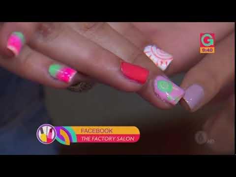 Diseños de uñas - Diseños de verano para las uñas