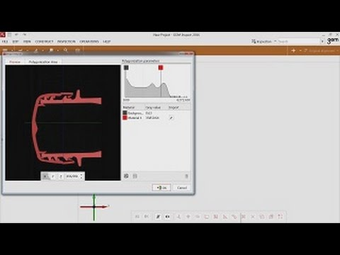 Free GOM Inspect 2016 - Episode 2 - Data Import